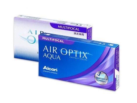 Air Optix Aqua Multifocal (3 lenses)