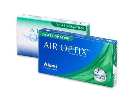 Air Optix for Astigmatism (6 lenses)