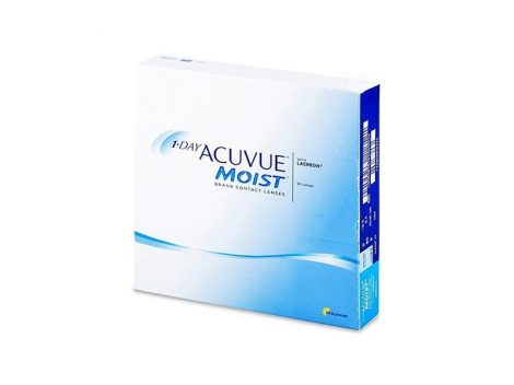 1 Day Acuvue Moist (90 lenses)