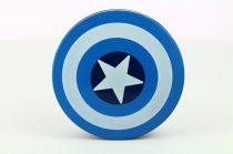Captain America contact lens storage kit, Color: blue