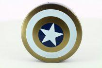 Captain America contact lens storage kit, Color: gold