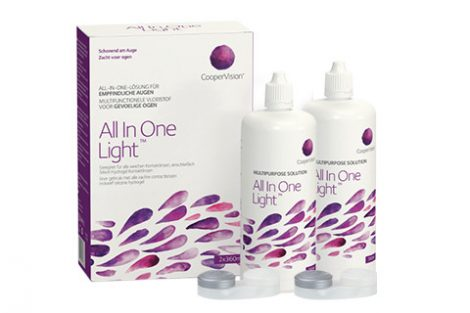 All in One Light (2x360 ml)