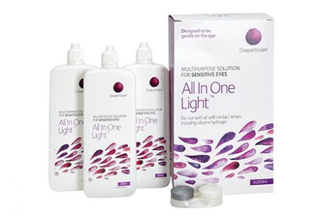 All in One Light (3x250 ml)