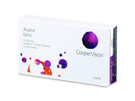 Avaira Toric (6 lenses)
