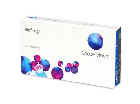 Biofinity (3 lenses)