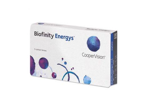 Biofinity Energys (x3)