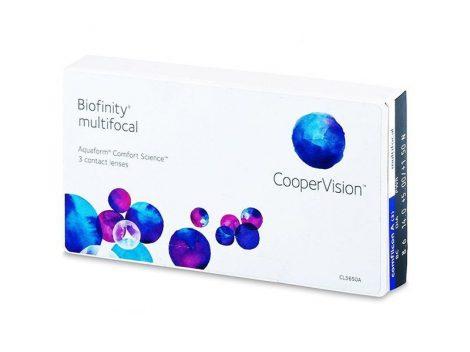 Biofinity Multifocal (3 lenses)