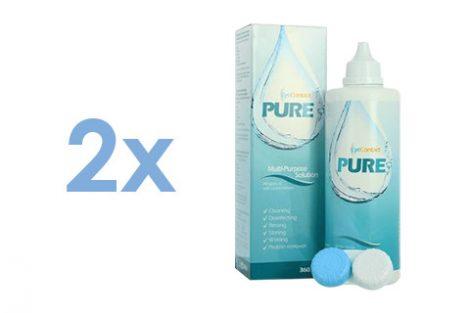 EyeContact PURE (2x360 ml)