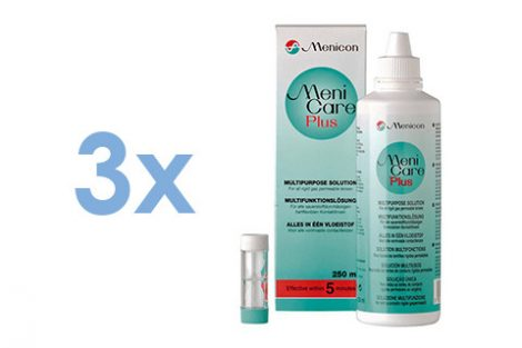 MeniCare Plus (3x250 ml)