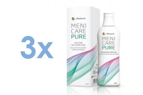 MeniCare Pure (3x250 ml)