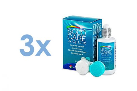 SOLO-care Aqua (3x90 ml)