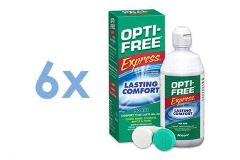 OPTI-FREE Express (6x355 ml)