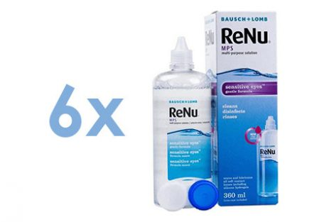 ReNu MPS Sensitive Eyes (6x360 ml)
