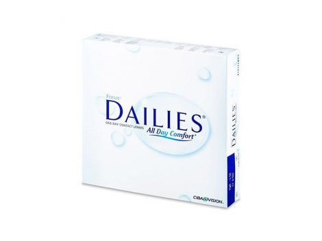 Focus Dailies All Day Comfort (90 lenses)