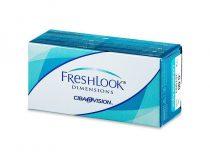 FreshLook Dimensions UV (2 lenses)