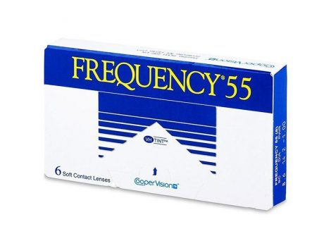 Frequency 55 (6 lenses, BC: 8.6)