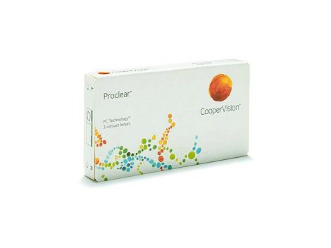 Proclear (3 lenses)