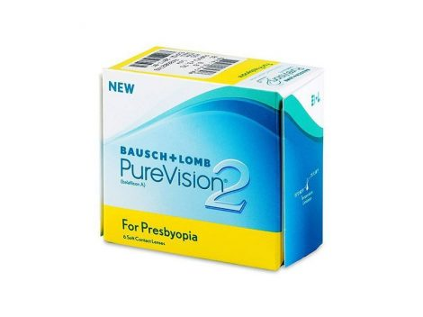 PureVision 2 Multi-Focal for Presbyopia (6 lenses)