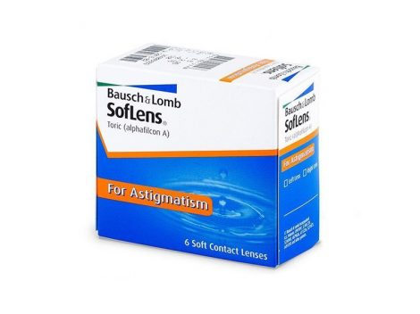 SofLens Toric (6 lenses)