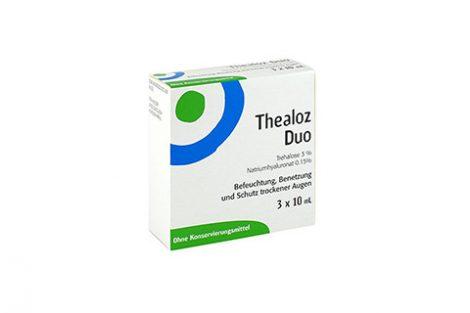 Thealoz Duo (3x10 ml)