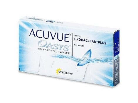 Acuvue Oasys with Hydraclear Plus - test for bundle